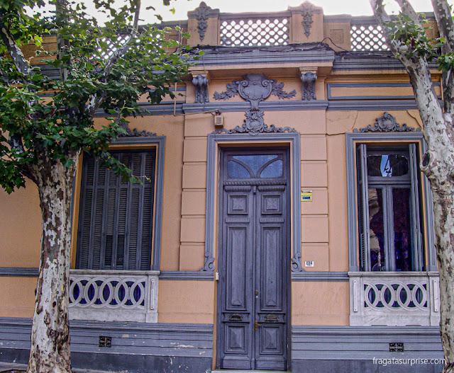 Barrio Sur, Motevidéu