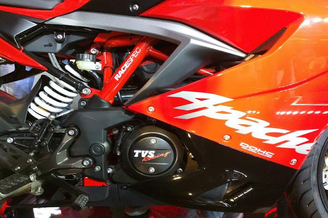 New 2018 TVS Apache RR 310 Hd Picture 02