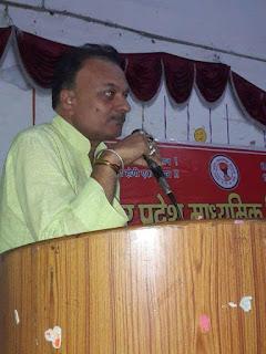 प्रदेश सरकार ने मांगें नहीं मानी तो अंजाम भुगतना होगा : रमेश सिंह | #NayaSaveraNetwork