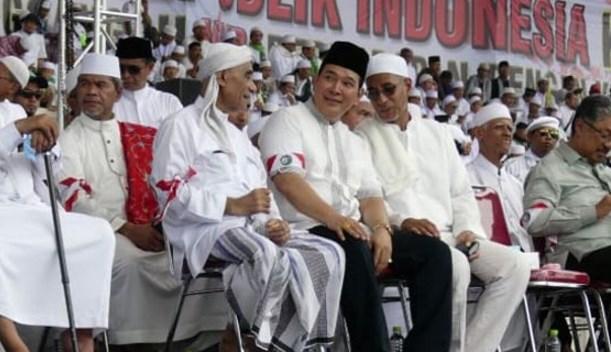 Tommy Suharto: Dibanding Penjajah Budha, Muslim Arakan Sudah Ada Lebih Dulu 3 Abad Sebelumnya