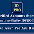 Apa Itu ID PRO ? IDPRO Adalah Akun Pro  Poker Yang Memiliki Kemampuan Spesial Yang Mampu Meningkatkan