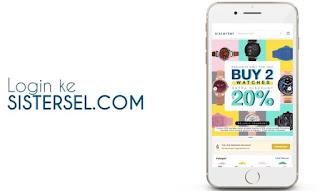 Login ke sistersel.com untuk menemukan business coach