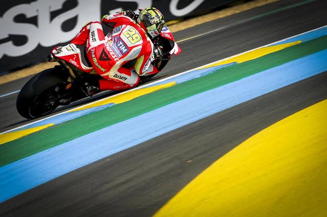 Andrea Iannone - Ducati