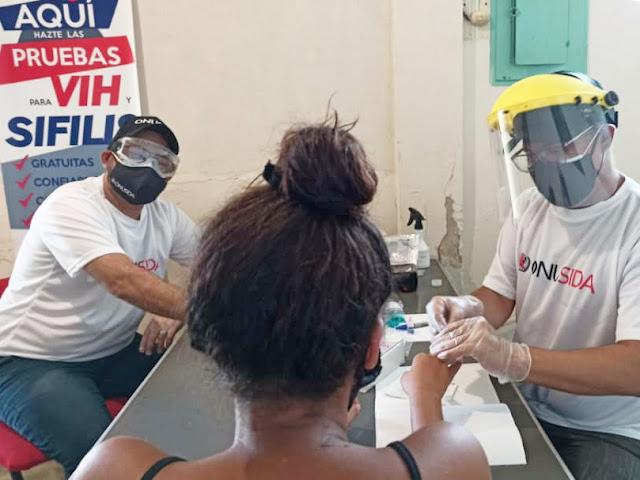 Pruebas Rápidas VIH