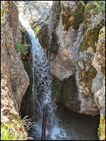Payson Grotto Waterfall