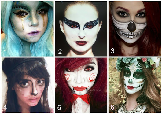 Best Halloween Looks from 2014