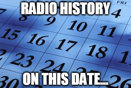 Media Confidential: Sept 25 Radio History