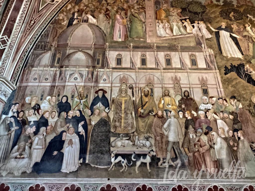 Santa Maria Novella Capilla de los Españoles