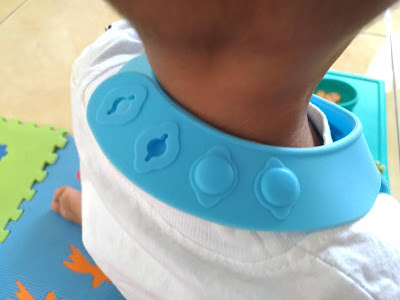 nuby 3d silicone bibs