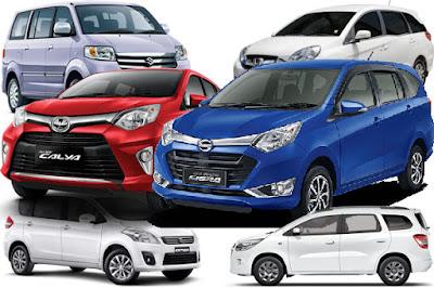 Mobil jenis mini MPV