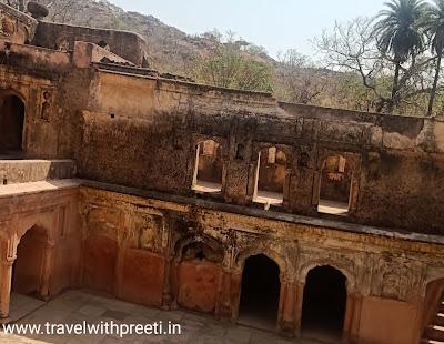मस्तानी महल छतरपुर - Mastani Mahal Chhatarpur