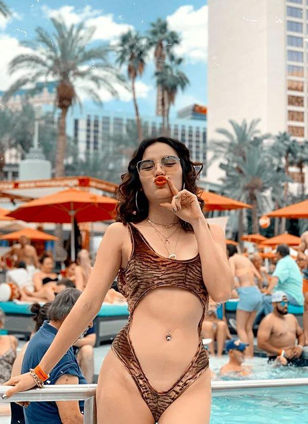 Bắt trend hot nhất 2019, nhưng cách lên đồ táo bạo của Phương Trinh Jolie khiến mày râu bấn loạn