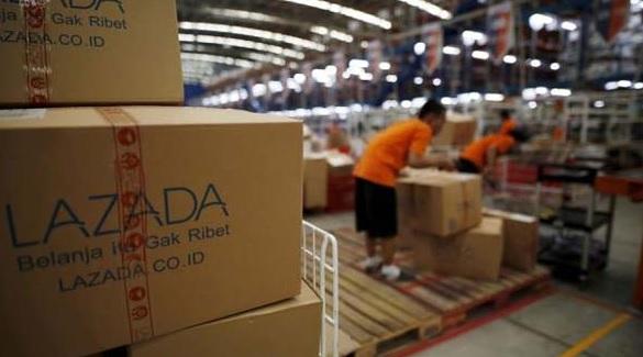 Arti Paket Masuk ke Fasilitas Logistik Lazada