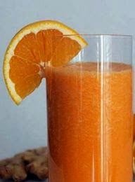 resep cara membuat jus jeruk campur wortel yang enak