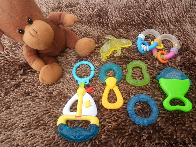 Baby Teethers Review