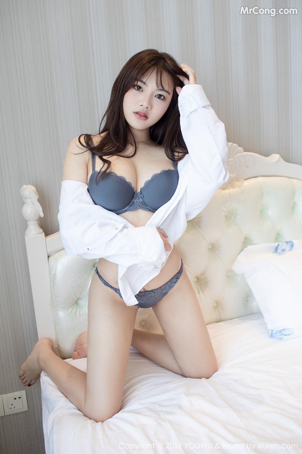 Image YouWu-Vol.161-Xiao-Cangshu-MrCong.com-052 in post YouWu Vol.161: Xiao Cangshu (小仓鼠) (65 ảnh)