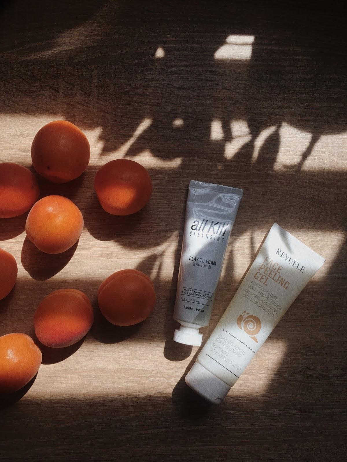 Daily skin care / update