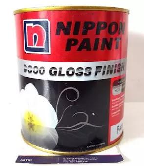 Cat Minyak Nippon 9000 Gloss Finish