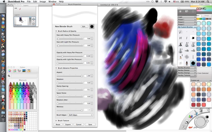 Скачать с торрент Sketchbook Designer