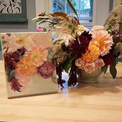 flower-arranging-painting-merrill-weber