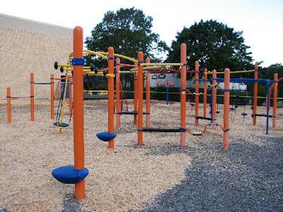 Quashnet Elementary Playground