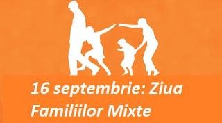 16 septembrie: Ziua Familiilor Mixte