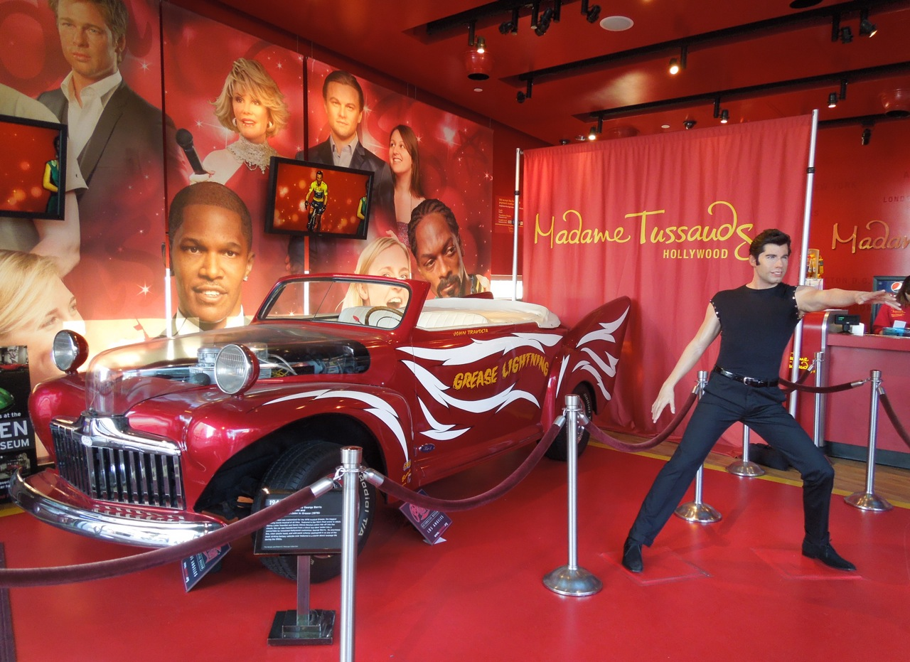 Hollywood Movie Costumes and Props: Grease Lightning car ...