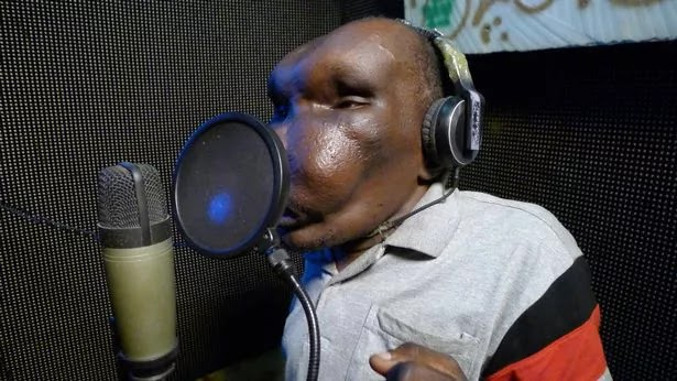 Uganda's most ugliest man with 8 Kids breaks the Internet