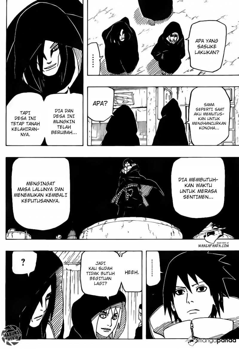 Read Manga naruto 618 page 07
