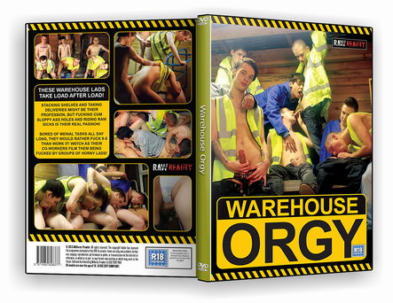 DVD Warehouse Orgy xxx 2019 - ISO
