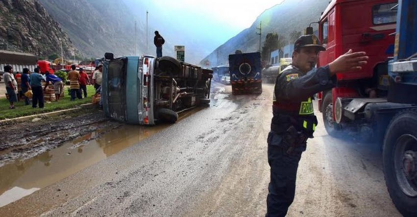 CAJAMARCA: Estas son las carreteras que continúan restringidas - COEN