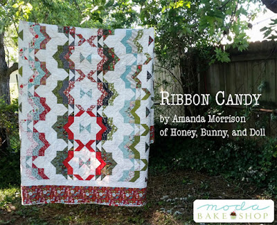 ribbon candy quit pattern