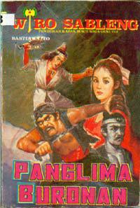Wiro Sableng-033-Panglima Buronan