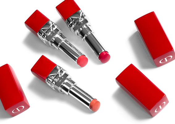 Rouges Ultra Pigmentés Hydratants Rouge Dior Ultra Rouge de Dior Avis Revue Swatches