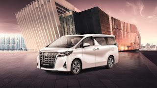 Performa Terbaik dari Mobil Toyota Alphard
