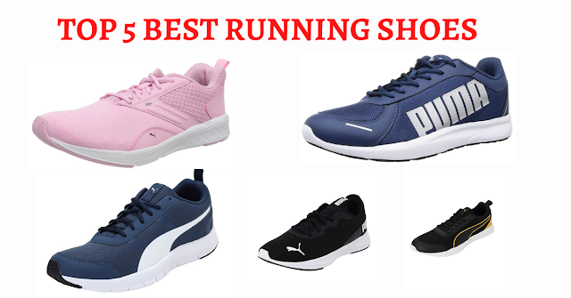 Puma के top 5 best running shoes for men