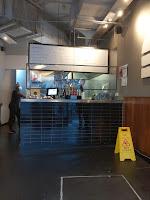 Bleecker Burger interior