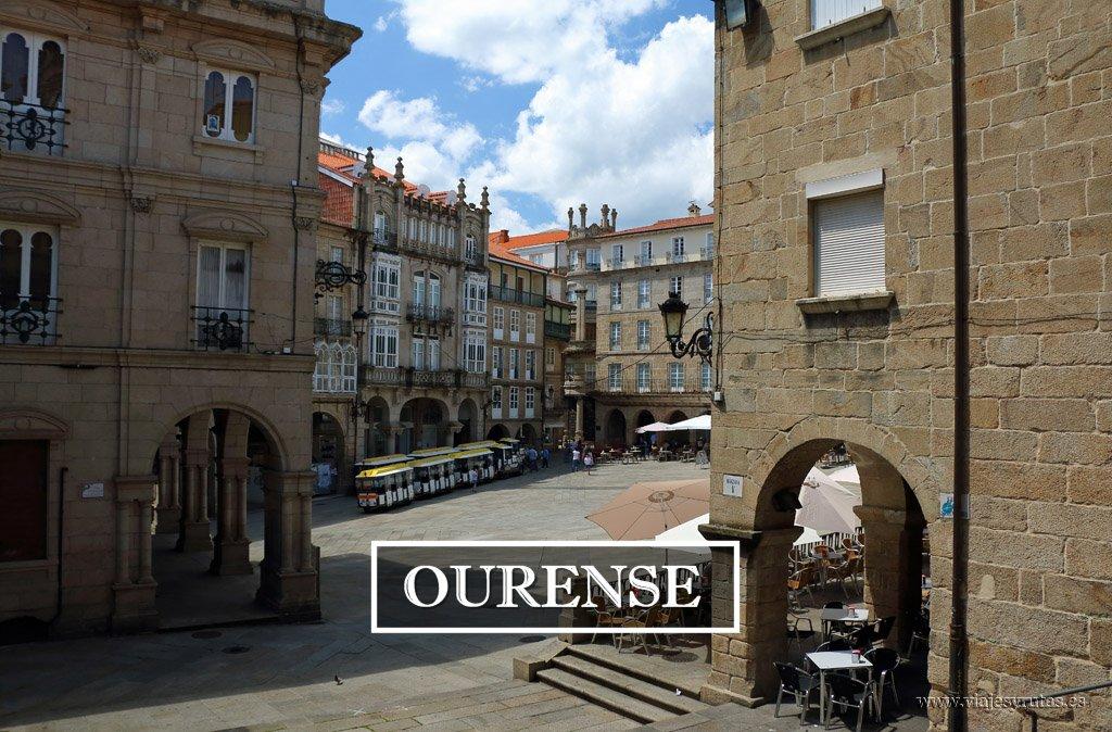 Qué ver en Ourense, Capital Termal