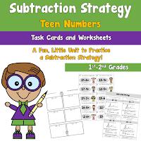 Subtraction Strategy Unit
