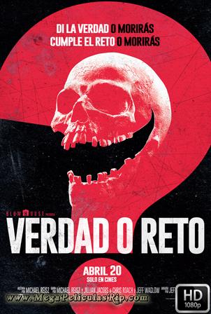 Verdad o reto 1080p Latino