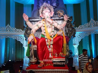 Tulsiwadhi Cha Maharaja