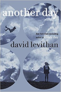 Another Day by David Levithan book cover