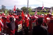 Lahan Dirampas, Petani Serdang Jalan Kaki ke Istana Presiden.