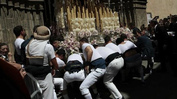 El Martes Santo en Sevilla se queda como en 2019