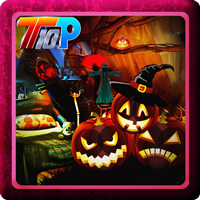 Play Top10NewGames Strange Halloween Escape
