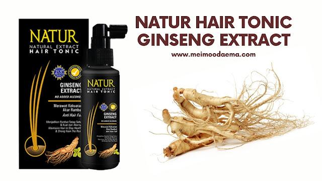 natur hair tonic esktrak ginseng