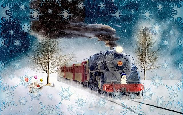 tren de Año Nuevo