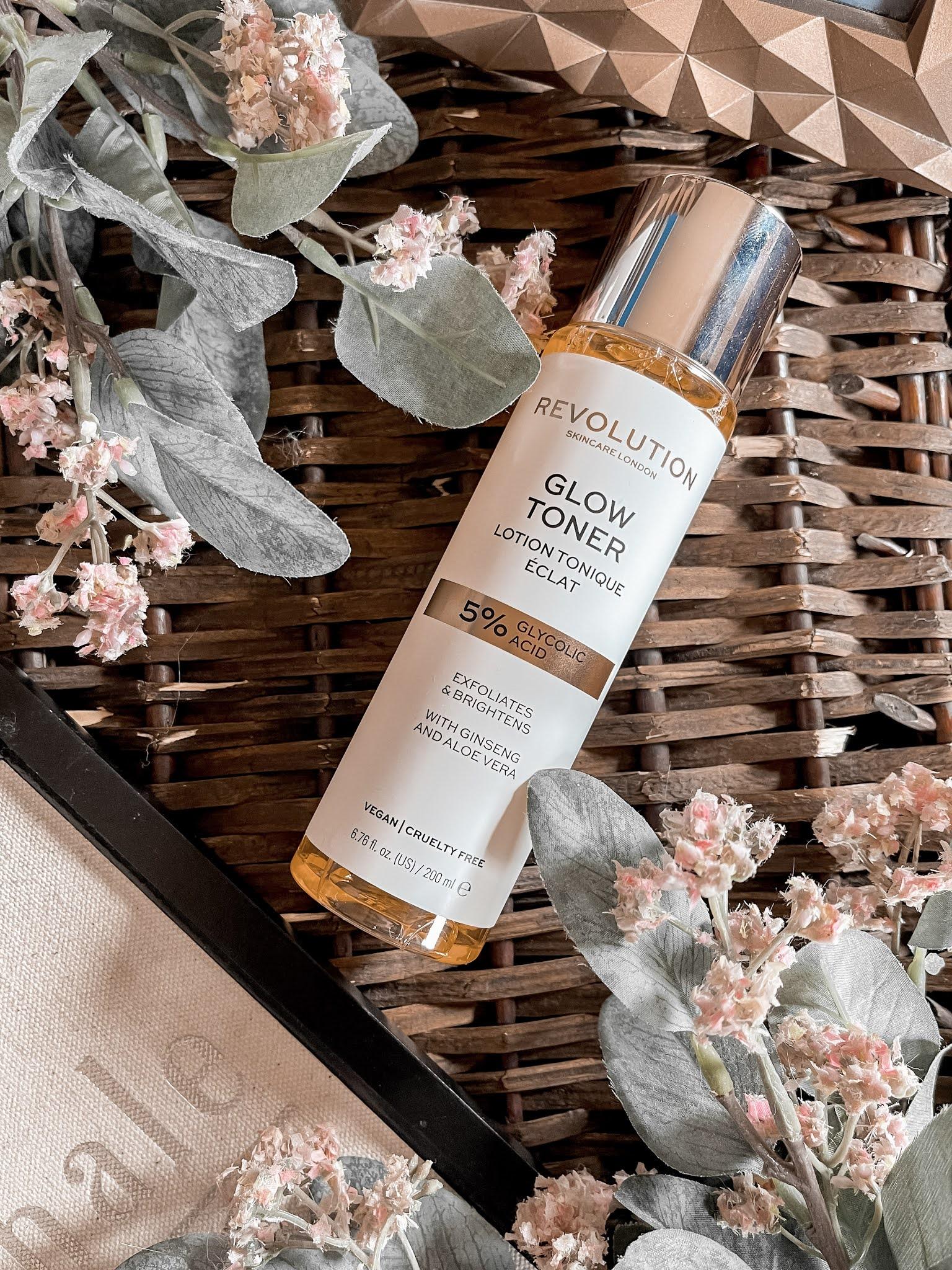 Tónico ácido glicólico 5% de Revolution Skincare