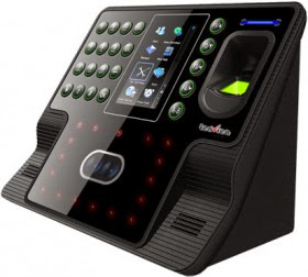 Multi Biometric Reader