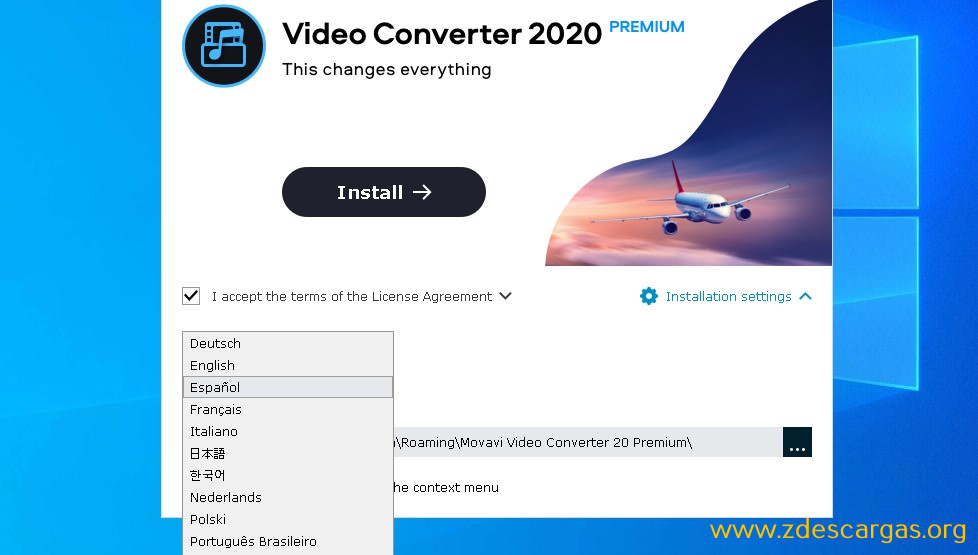 Movavi Video Converter Full Español